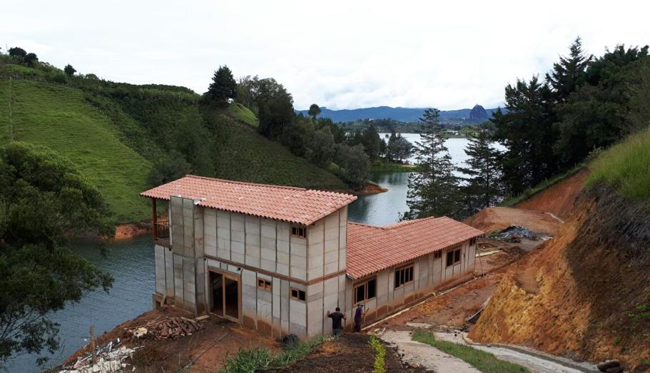 Casas prefabricadas, una gran opción para los colombianos
