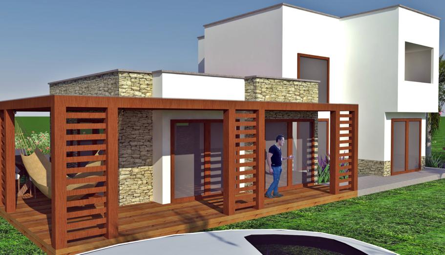 Casas prefabricadas, la apuesta de los nuevos hogares