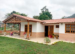 Casa Colonial Chinacota