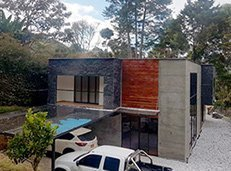Casa Cúbica Santa Helena