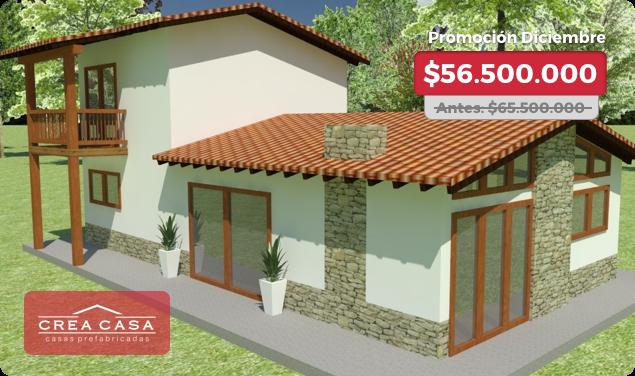 Creacasa Construccion De Casas Prefabricadas 2019