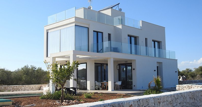 Ventajas vs desventajas de las casas prefabricadas modernas