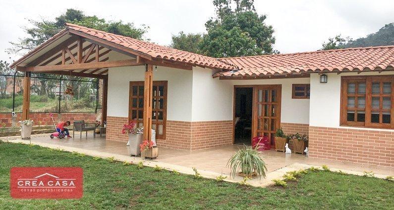 Casas Prefabricadas Coloniales