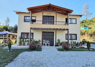 Casa Colonial 140mts Chaparral